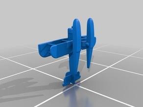 1:144 Fairey Swordfish floatplane