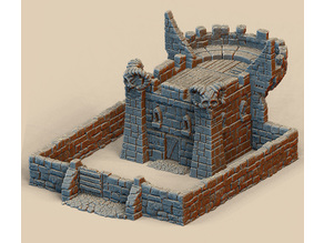 Full Mini Keep : Late Campaign @ gamescape3d.com