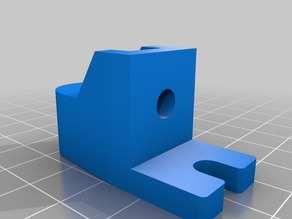 FilaFarm bed support for 12mm Z-Axis with 2020 Rail Bed Frame