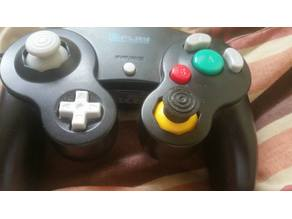 Cstick to analog stick converter for gamecube controller