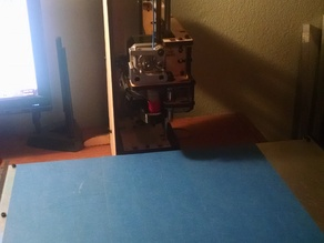 Printrbot Simple Makers Edition (1405) X bearing bracket