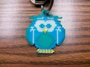 Makergeeks Logo Keychain