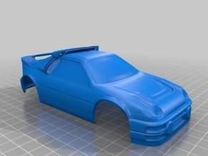 XMODS Ford RS200 Body Shell