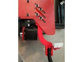 Support cable bed Alfawise U20 Modifié pour Damper
