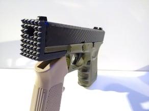 "Glock ""compensator"" ultra slim (airsoft)"