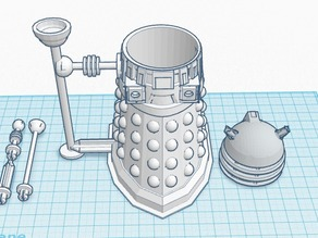 Dalek Mug / Cup