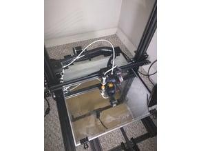 CR10 X-Axis Cable Tray- No Sag