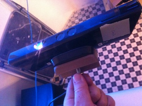 Kinect pipemount
