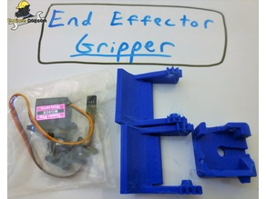 GRIPPER End Effector Module *Tiny_CNC_Collection