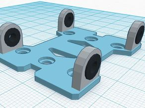 plate Feiyu Tech 3D mini