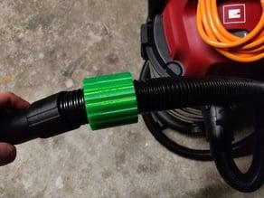 Einhell 360° 36mm vacuum cleaner connector / Einhell 360° 36mm Saugschlauchverbinder
