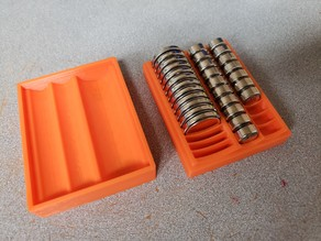 Button Cell Battery Box