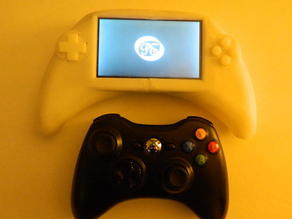 EmuDroid 4 inch Android Tablet Gaming Controller Shell
