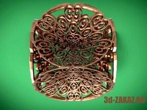 3D Mandala №4