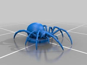 Giant Spider Miniature
