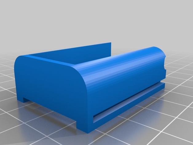 Canon EOS 350D battery adapter by juanmb - Thingiverse