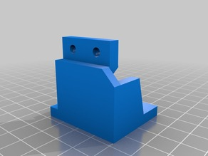 Induction Probe Auto-Level Mount for Printrbot Simple 2013
