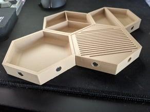 Board Game Bits Coasters