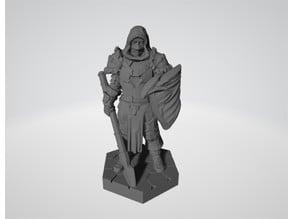 Soldier - RPG Miniature