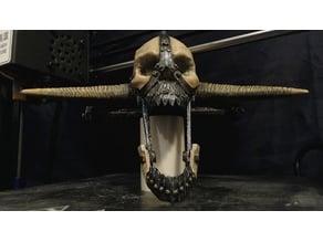 Mad Max Hood Ornament 2 of 15 The Desert Skull
