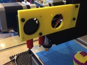 Printrbot Simple Metal Dual Extruder Fan