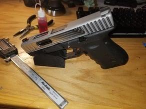 Small Handgun Stand