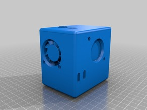 Ultimate Stock Anet A8 Extruder Enclosure w/ Fan Mounts,Cooling Duct & Auto Bed Leveling Sensor Mount
