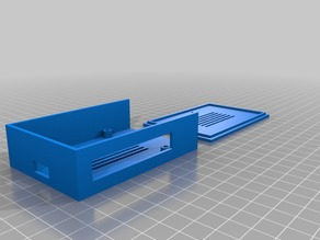Project box customizer with lid