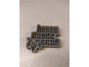 GTA5 Logo Cookie Cutter