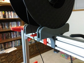 2040  Adjustable Spool Holder for AM8