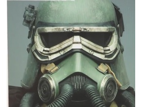 Mudtrooper Helmet (SW, Solo Movie)