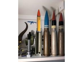 30mm GAU-8 A-10 Warthog Ammunition