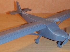 CH 701 airplane