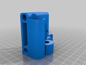 Prusa I3 Rework - 8mm Acme Screws - Pololu Brass Nuts