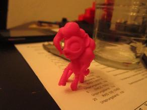 MLP:FIM - Pinkie pie: Alternative pose.