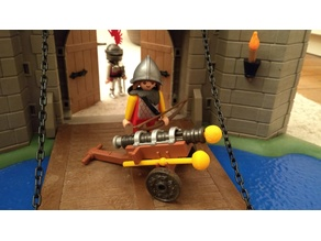 Playmobil - Cannon ball - Type 2
