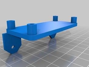 Pi zero mount for monoprice mini