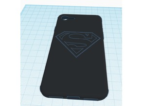 iPhone 7 Superman Case