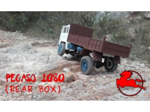Pegaso 1080 for Mr.Crankyface's Chassis (Rear Box)