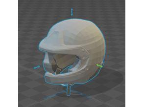 Helmet Stilo Rally