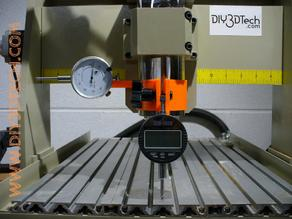CNC Alignment Collar for Dial Indicator (3020 3040 3060)!