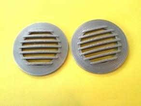 Art-Deco Speaker Grill