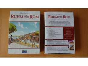 Glory to Rome Inlay/Organizer