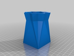 Folded Container