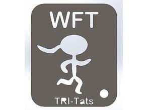 Girl Running, WFT (Women For Tir), TRI-Tat
