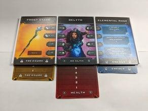 Deck Box Dungeon Dashboard