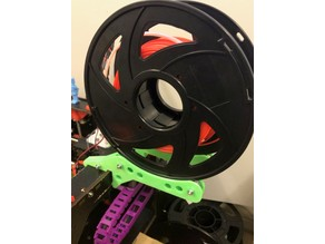 CTC Roller Spool Holder Side Mount