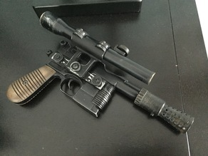 Han Solo Blaster (DL-44)