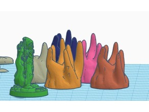 Blobs and Slime Creatures for 28mm RPG Gaming