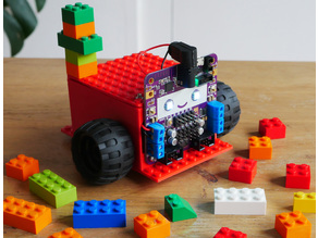 Lego Smartibot Robot Chassis